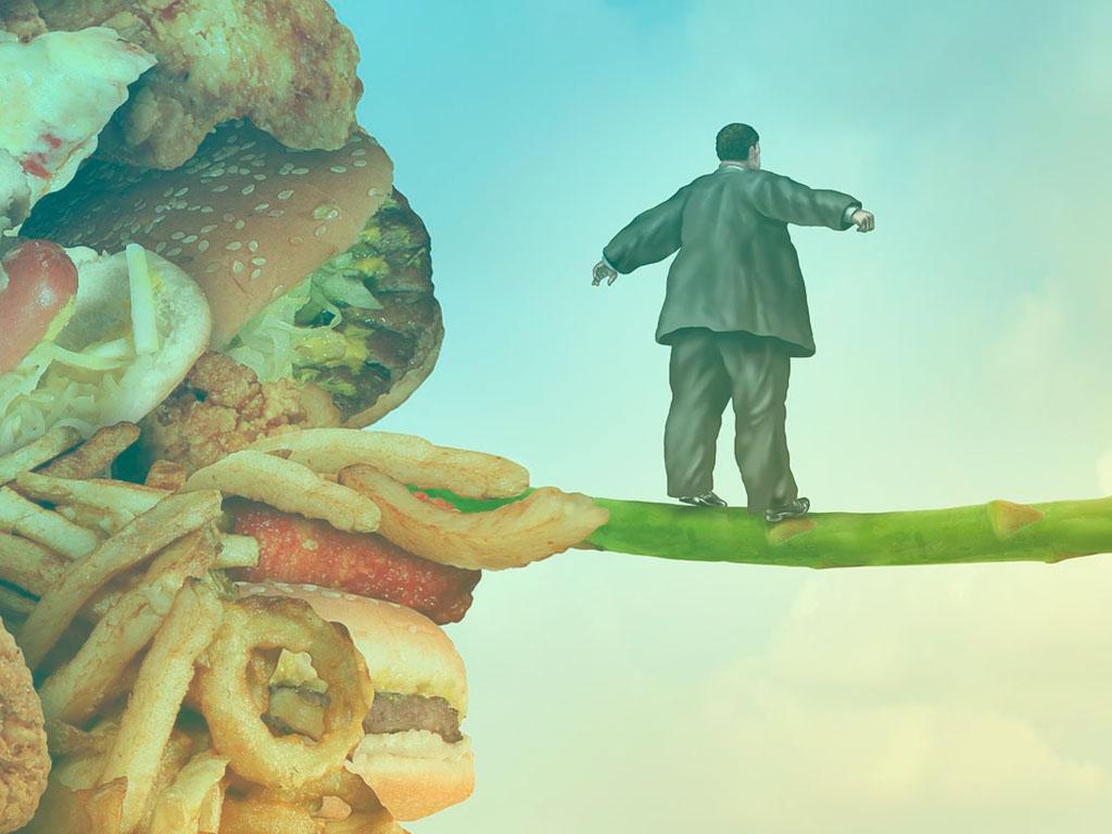 O risco de ser o país dos obesos